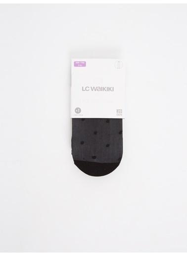 LC Waikiki Külotlu Çorap Siyah